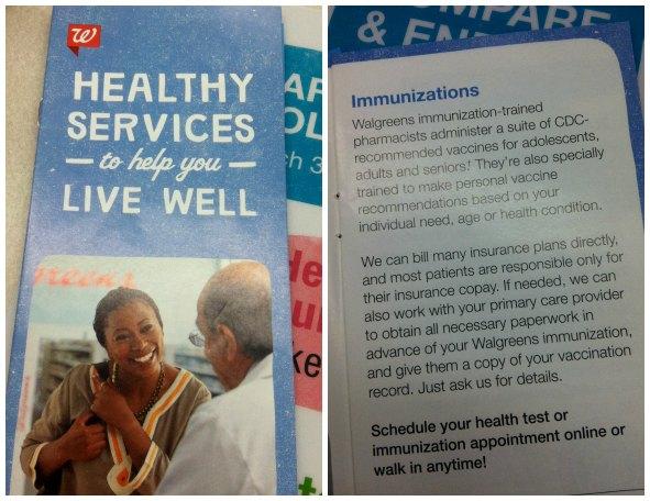 Walgreens Immunizations