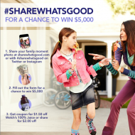 Welch's Photo Contest – Share What's Good for a Chance to Win $5,000!