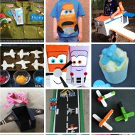 25+ Disney Planes Crafts & Fun Food Ideas
