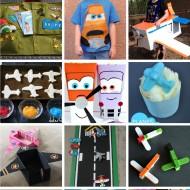 25+ Disney Planes Crafts & Fun Food Ideas