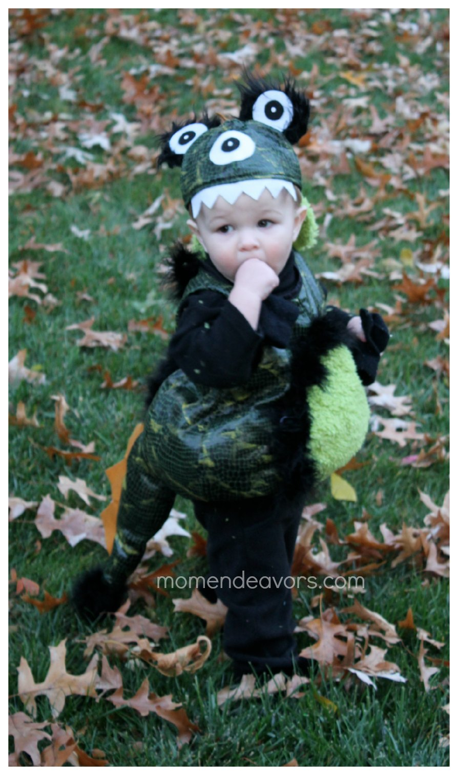 Baby Monster Costume