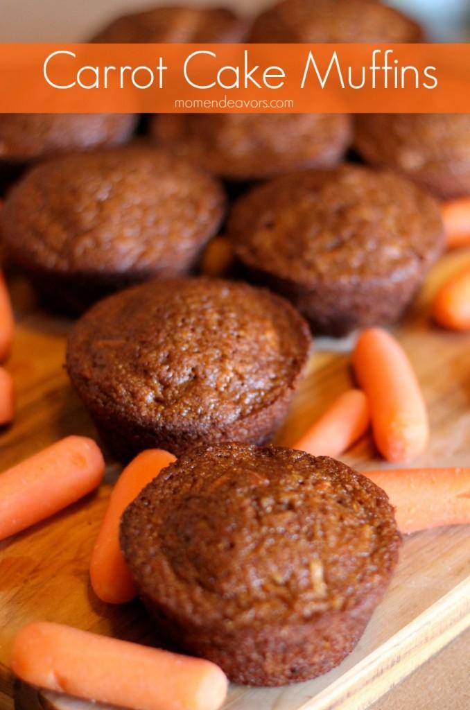 Carrot Cake  Eggs