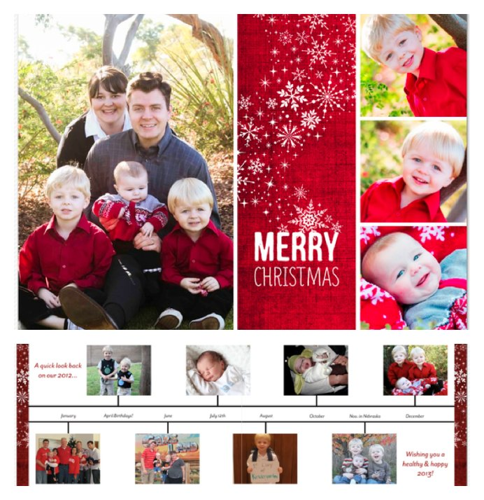 Holiday Cards from Tiny Prints {Giveaway!!}