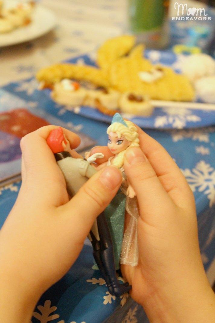 Disney Frozen Figurines