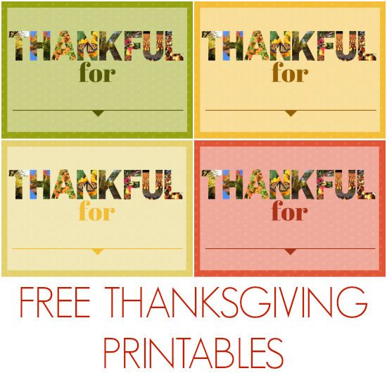 photograph relating to Thankful Printable called Grateful For Printables against Outrageous inside of Crafts
