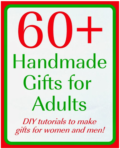 Handmade Gifts for Adults