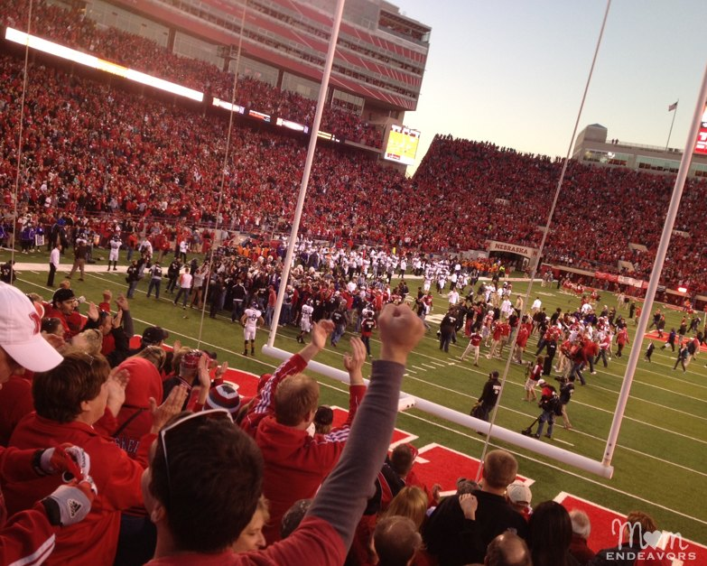 Nebraska's Hail Mary win