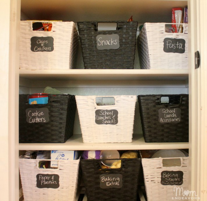 Pantry Baskets