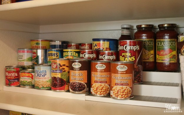 Pantry Can Stacker