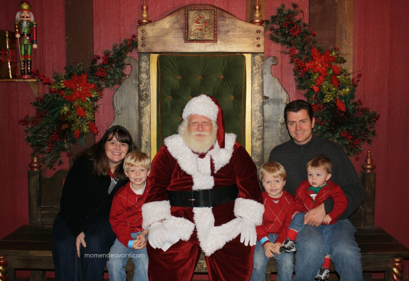 Photo with Santa #NPX