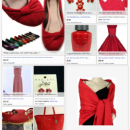 Favorite Red Fashion Finds #FOLLOWITFINDIT