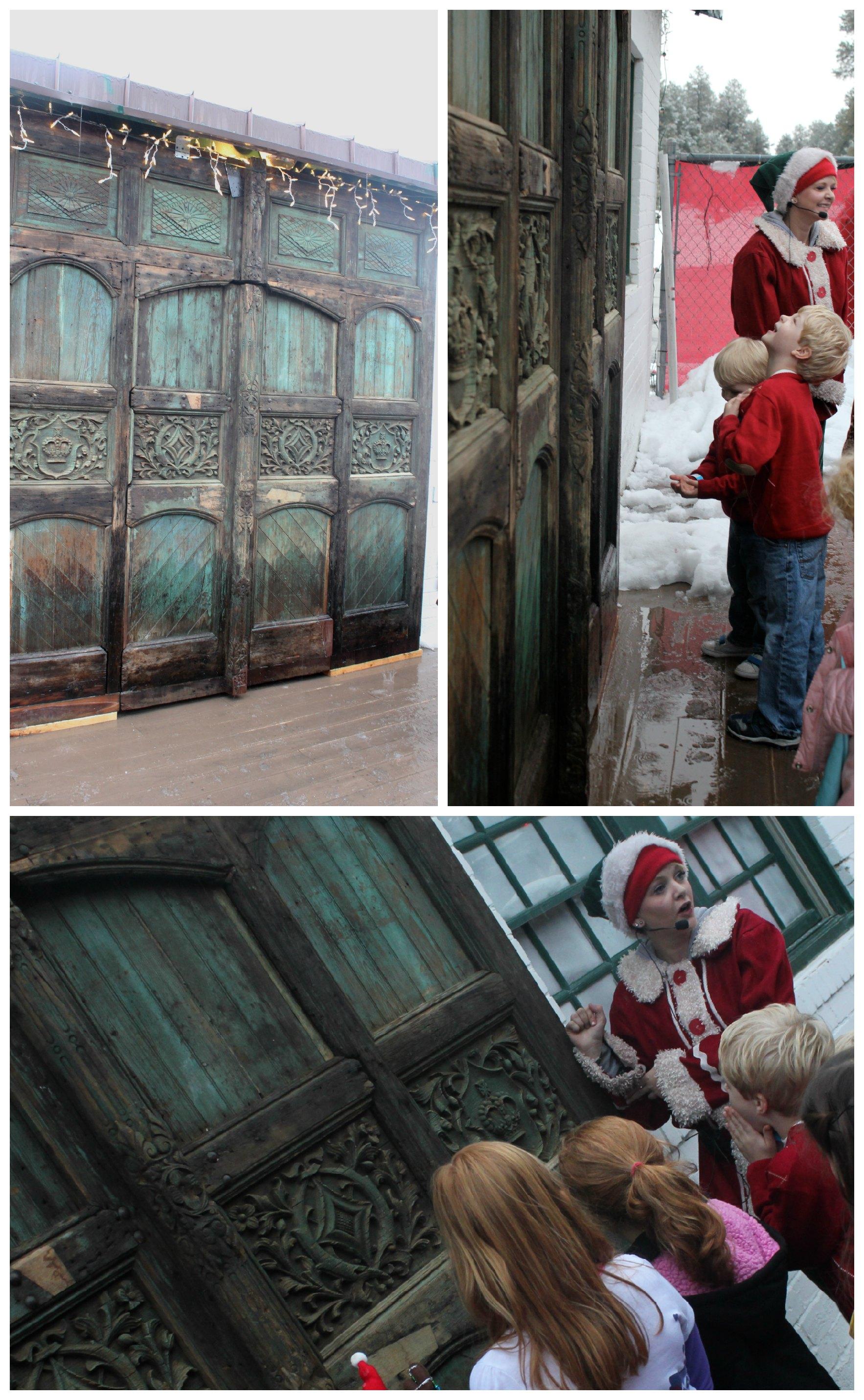 Santa's Workshop Entrace #NPX