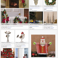 Deck the Halls with fun finds from eBay! #FollowItFindIt