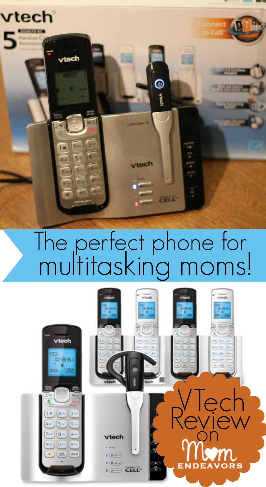VTech Connect to Cell Phone Review