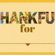 Thankful For Printables {from Mad in Crafts}