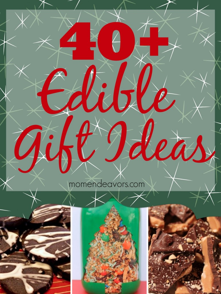40+ Edible Gift Ideas
