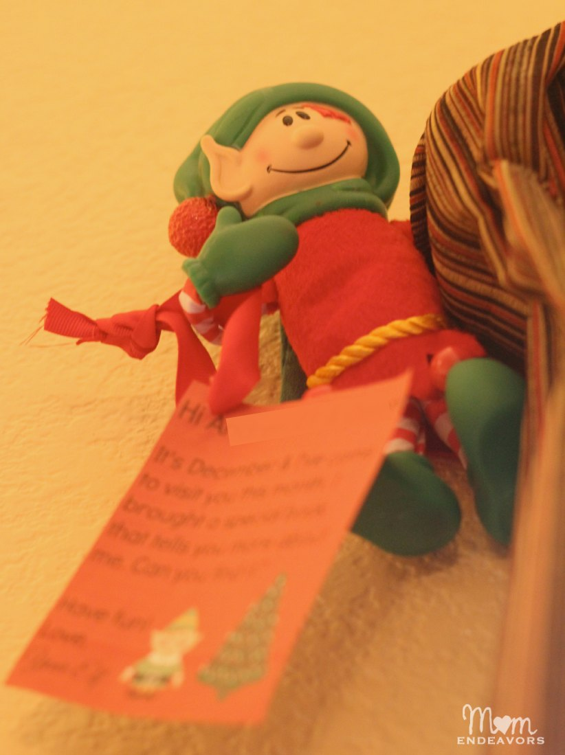 Christopher Pop-in-Kins Elf on the Shelf