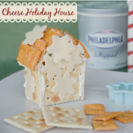 Cracker & Cheese Holiday House – Gingerbread House Alternative