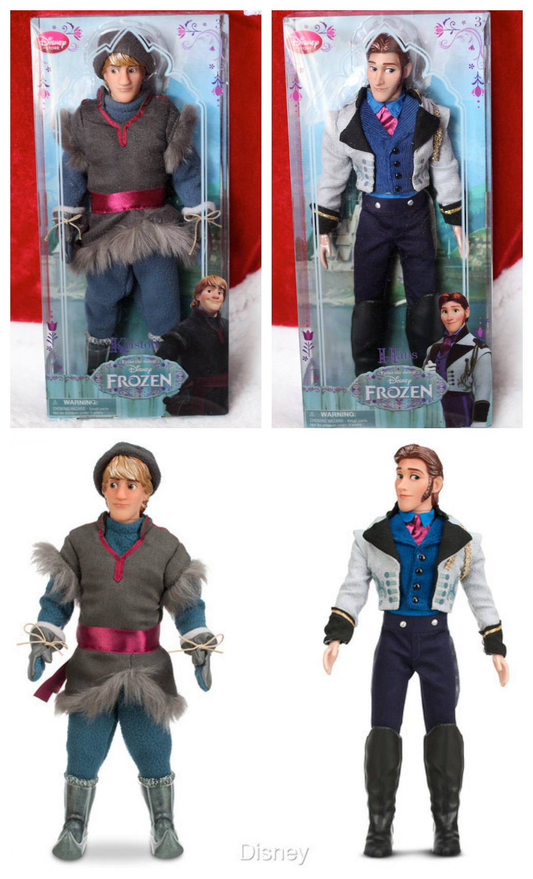 Disney FROZEN Kristoff u0026 Hans  sc 1 st  Mom Endeavors & Disney Frozen Toys for Boys u2013 Great holiday gift ideas! #DisneyFrozen