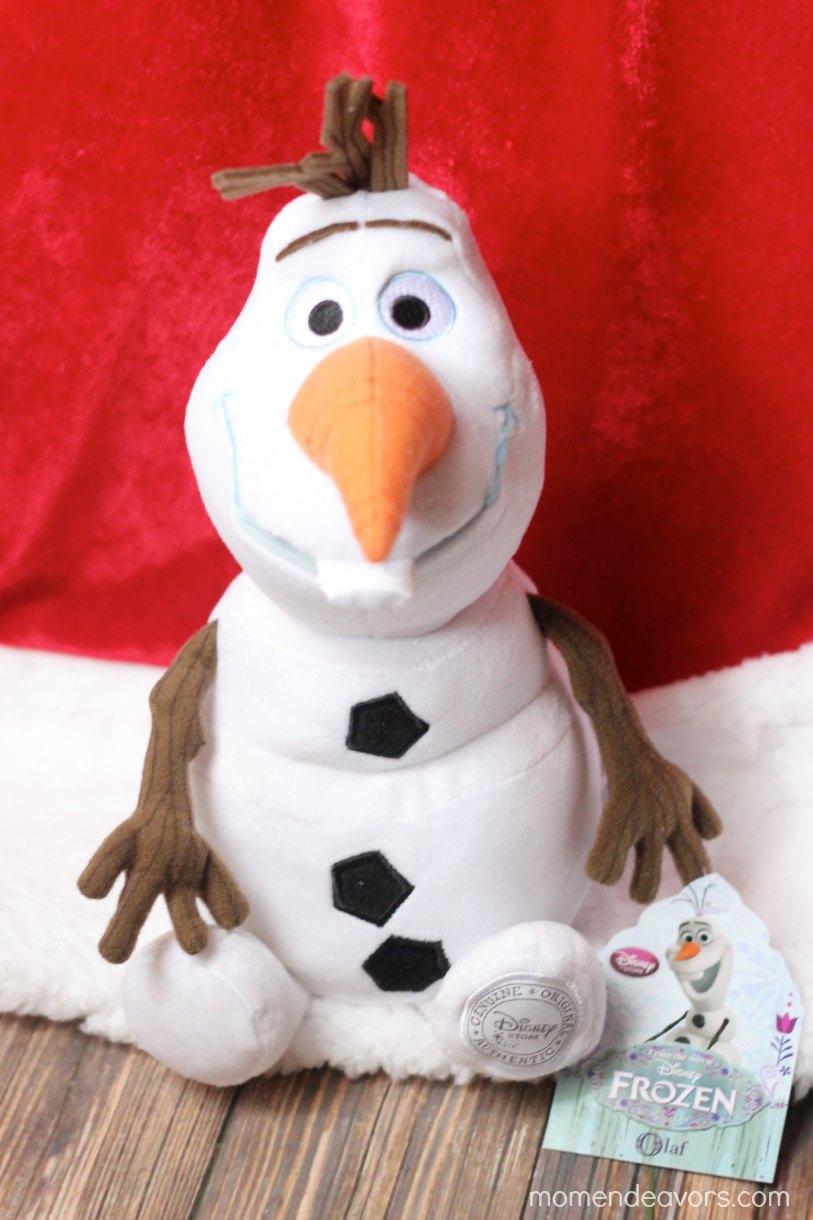 Disney Store Olaf Plush