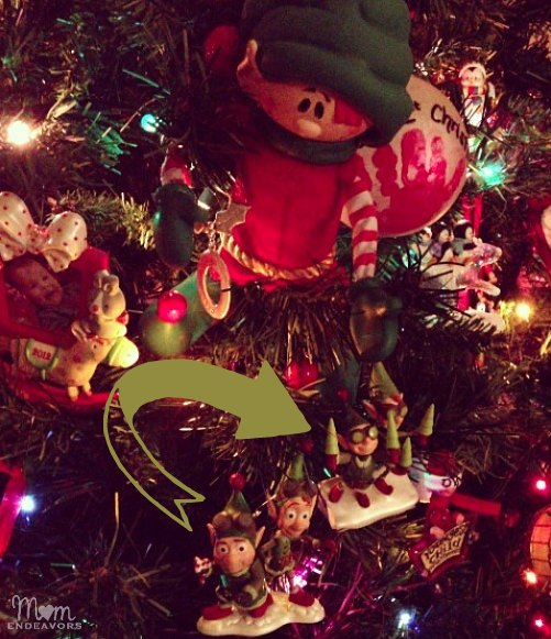 Disney's Prep & Landing Elf on the Shelf idea