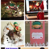 Elf on the Shelf Ideas & Link Party Week 2 #ElfontheShelf