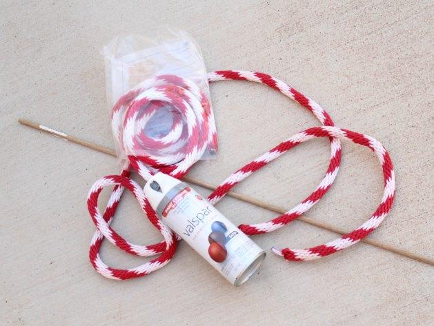Giant Lollipop Supplies