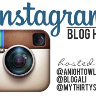 Instagram Blog Hop Party!