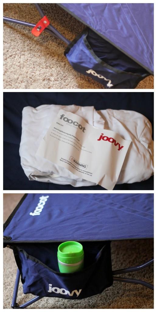 Joovy Foocot Features