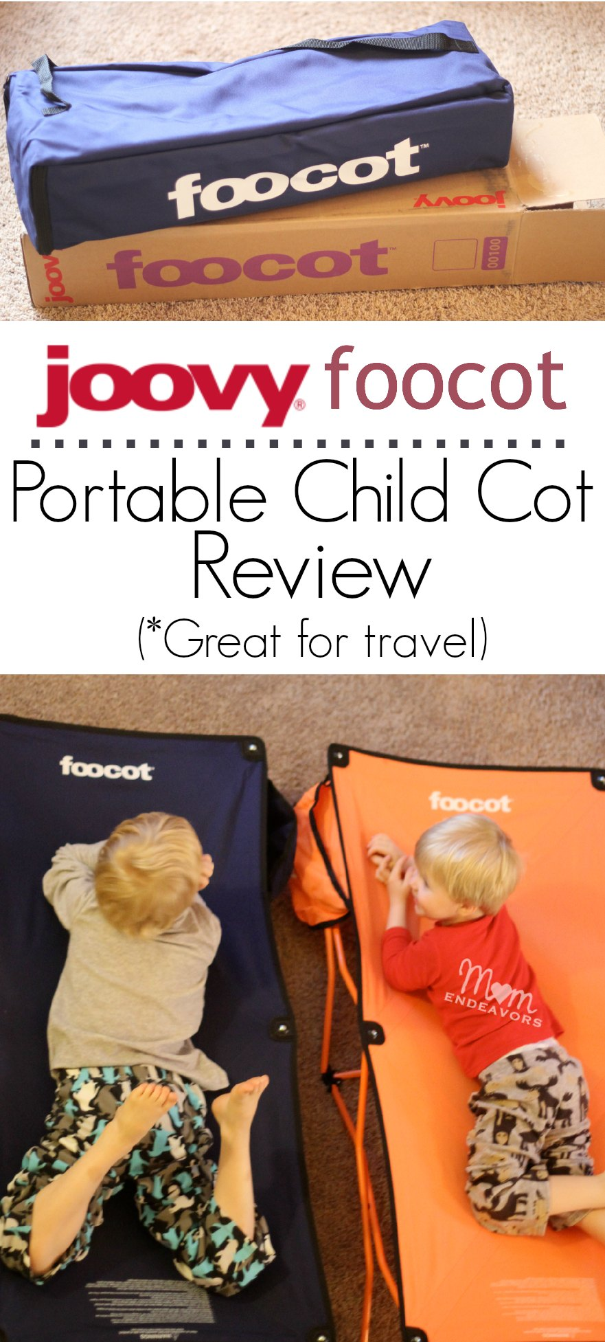Joovy Foocot Review