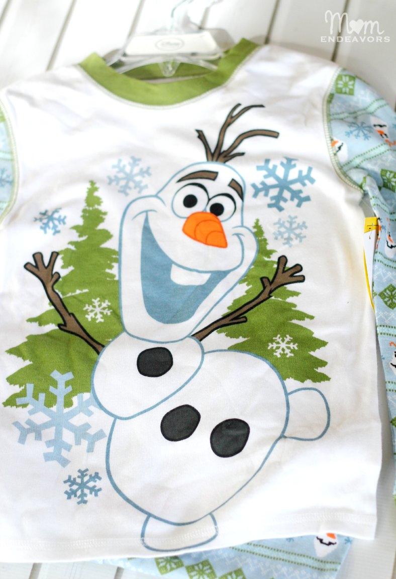 Olaf Pajamas