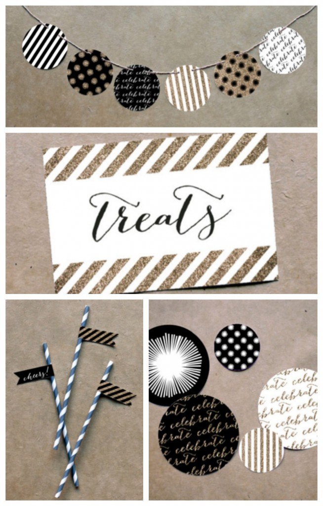 Party Decor from Minted.com