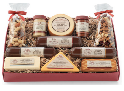 Hickory Farms Party Box