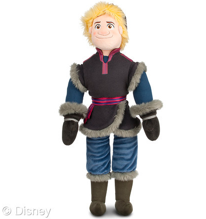 Disney Frozen Kristoff Plush Doll