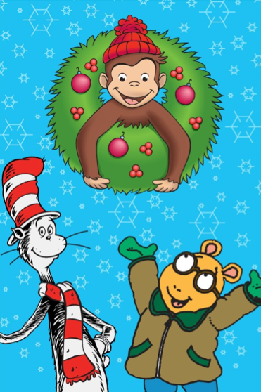 PBS Kids Holiday Programming