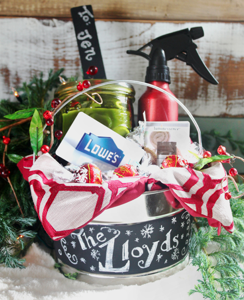 DIY Gift Basket