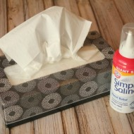 Fighting Cold & Flu Season with Simply Saline #ARMandHAMMER {Giveaway!}