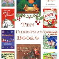 10 Great Christmas Children's Books