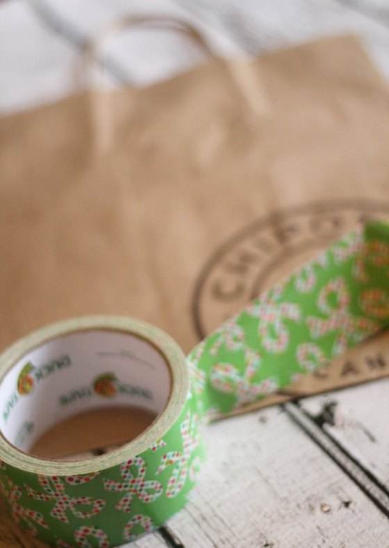 Upcycled Gift Packaging