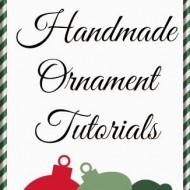 40+ DIY Christmas Ornaments