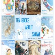 10 Children's Books About Snow