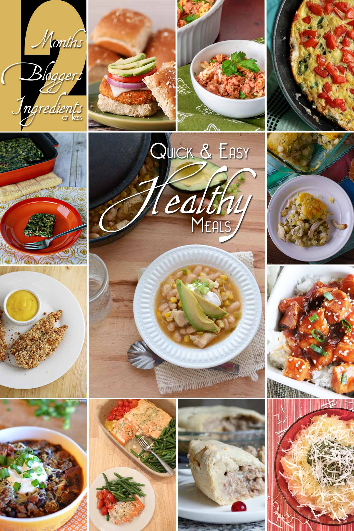 Our best recipes for dinners to make in your crock pot. Download a Free Healthy Slow Cooker Cookbook!