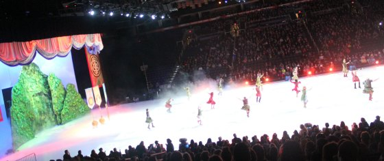 BRAVE Disney on Ice