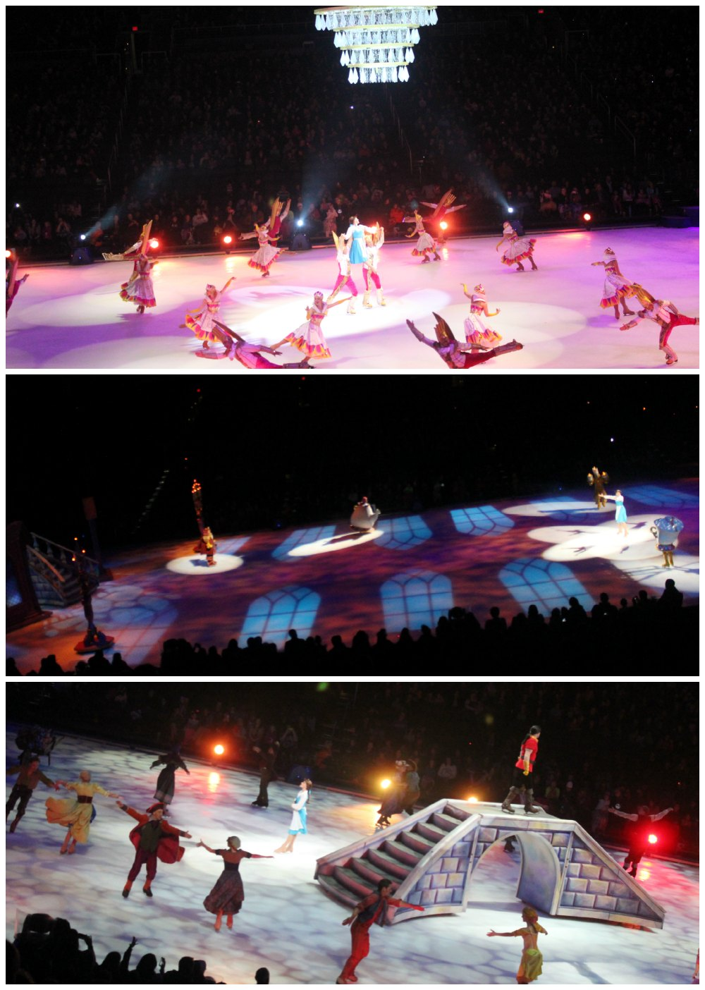 Beauty & the Beast Disney on Ice