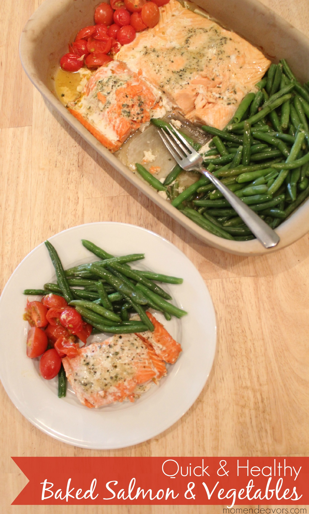 Easy healthy baked salmon recipes