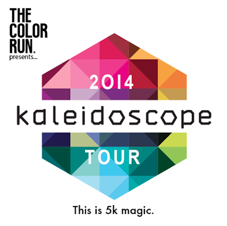 The Color Run - Kaleidoscope Tour