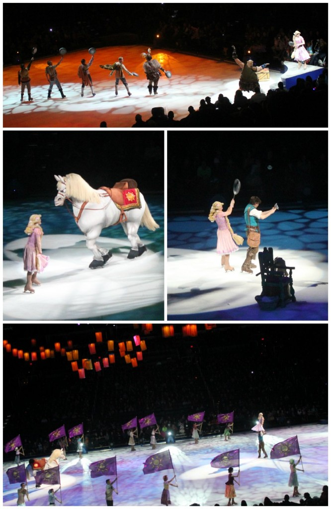 Tangled in Disney on Ice