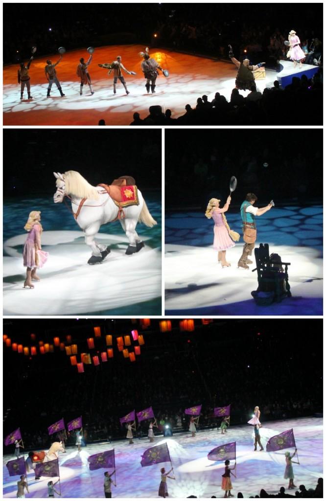 Tangled in Disney on Ice