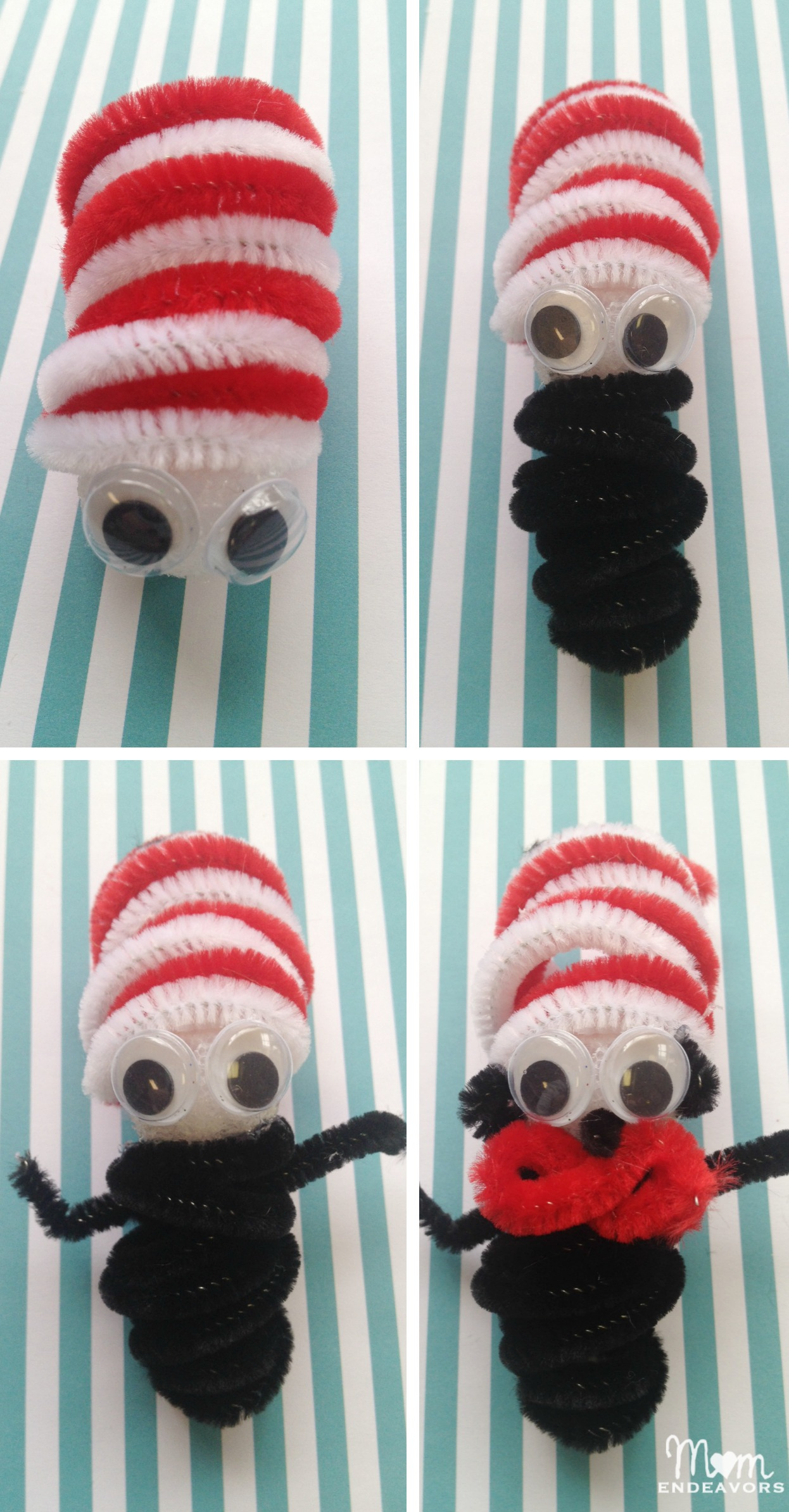 Chenille Cat in the Hat