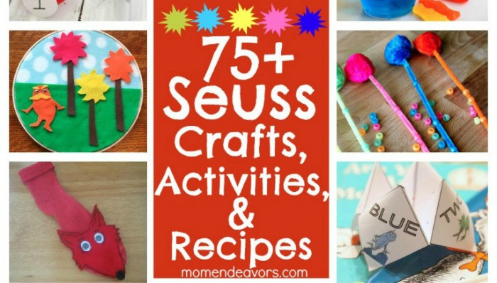 Dr. Seuss Crafts Slider